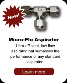Micro-Flo Aspirator